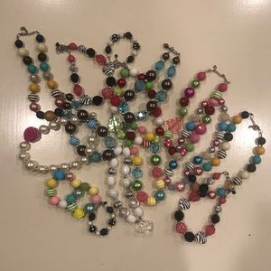 Girls Necklaces and Bracelets
